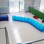 Clean, fun new premises