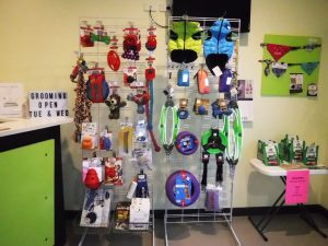 K9 Day Care also stocks quality toys and accessories for your dog.